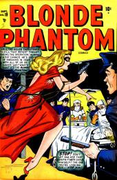 Blonde Phantom Comics (Timely Comics - 1946) -19- Issue # 19