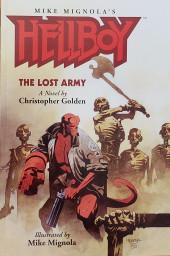 Hellboy (1994) -R01- The lost army