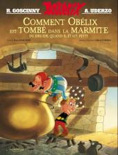 Astérix (Hors Série) -d2019- Comment obélix est tombé dans la marmite du druide quand il était petit