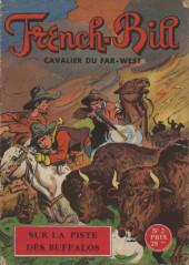 French-Bill (Cavalier du far-west) -2- Sur la piste des buffalos