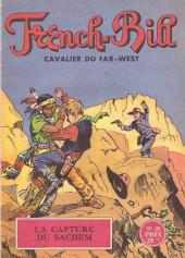 French-Bill (Cavalier du far-west) -25- La capture du sachem