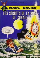 Marc Dacier (1re série) -4- Les Secrets de la Mer de Corail