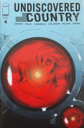 Undiscovered Country (Image comics - 2019) -4- Issue #4