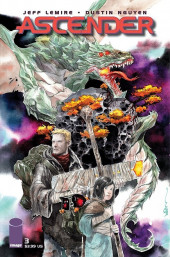 Ascender (Image comics - 2019) -3- The Haunted Galaxy (Part 3 of 5)