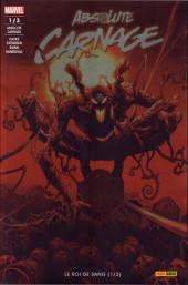 Absolute Carnage -1- Le roi de sang (1/3)