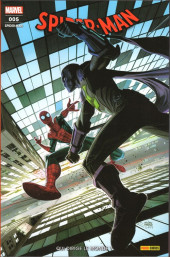 Spider-Man (Marvel France 8e série - 2020)  -5- Qui dirige la monde ?