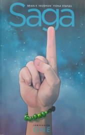 Saga (Image comics - 2012) -INT- Compendium One