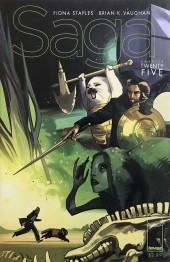 Saga (Image comics - 2012) -25- Chapter Twenty five