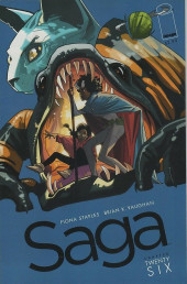 Saga (Image comics - 2012) -26- Chapter Twenty six