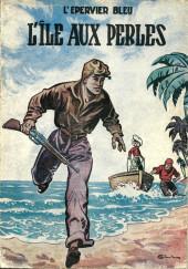 L'Épervier bleu (Dupuis) -3- L'île aux perles