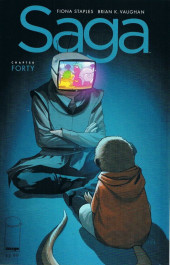 Saga (Image comics - 2012) -40- Chapter forty