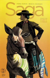 Saga (Image comics - 2012) -43- Chapter forty three