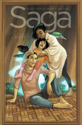 Saga (Image comics - 2012) -50- Chapter fifty