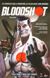 Free Comic Book Day 2020 (France) - Bloodshot