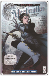 Free Comic Book Day 2020 (France) - Lady Mechanika