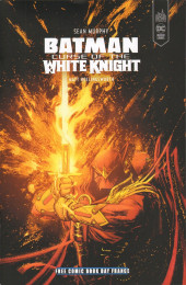 Free Comic Book Day 2020 (France) - Batman - Curse of the White Knight