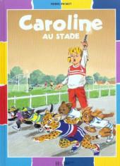 Caroline -38- Caroline au stade