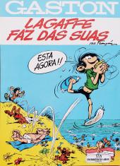 Gaston (en portugais) -8- Lagaffe faz das suas