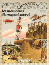 Victor Sébastopol - Les mémoires d'un agent secret