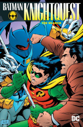 Batman - The complete Knightfall Saga (25th Anniversary) -6INT06- Batman: Knightquest - The Search