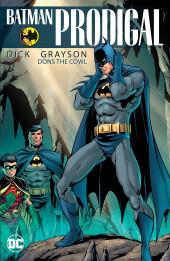 Batman - The complete Knightfall Saga (25th Anniversary) -8INT08- Batman: Prodigal