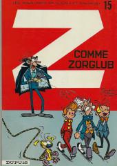 Spirou et Fantasio -15b1985- Z comme Zorglub