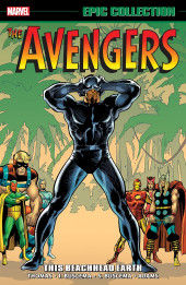 Avengers Epic Collection (The) (2013) -INT05- This Beachhead Earth