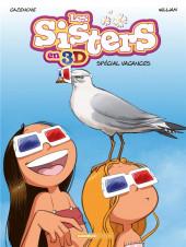 Les sisters -HS9- Les Sisters en 3D spécial vacances