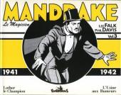 Mandrake (Intégrale Futuropolis) -3- Vol.3 - 1941/1942