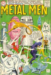 Metal Men Vol.1 (DC Comics - 1963) -6- Issue # 6