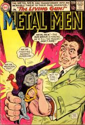 Metal Men Vol.1 (DC Comics - 1963) -7- The Living Gun!
