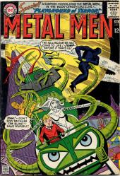 Metal Men Vol.1 (DC Comics - 1963) -8- Playground of Terror!