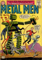 Metal Men Vol.1 (DC Comics - 1963) -9- The Robot Juggernaut!
