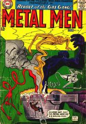 Metal Men Vol.1 (DC Comics - 1963) -10- Revolt of the Gas Gang!