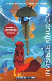 Free Comic Book Day 2020 (France) - Invisible Kingdom