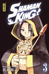 Shaman King - Star Edition -3- Tome 3