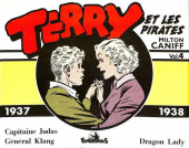 Terry et les pirates (Futuropolis) -4- Vol.4 - 1937/1938