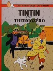 Tintin - Pastiches, parodies & pirates -40PIR3- Tintin et le Thermozéro
