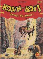 Robin des bois (Pierre Mouchot) -28- Sauras-tu Jamais ?...