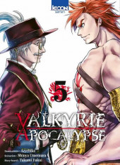 Valkyrie Apocalypse -5- Tome 5