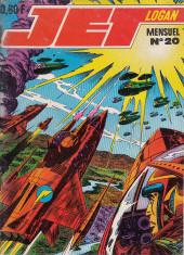 Jet Logan (puis Jet) -20- La planète folle