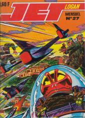 Jet Logan (puis Jet) -27- La peur
