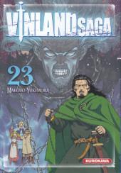 Vinland Saga -23- Tome 23