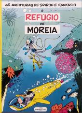 Spirou e Fantásio (en portugais) -9- O refúgio da moreia