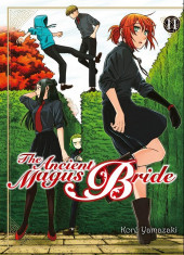 Ancient Magus Bride (The) -11- Tome 11