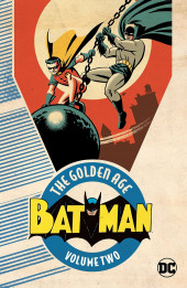 Batman: The Golden Age (TPB) -INT02- Volume Two