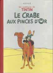 Tintin - Publicités -9Fête du ti- Le crabe aux pinces d'or
