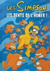 Les simpson (Jungle !) -42- Les dents de l'Homer !