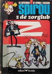 Spirou e Fantásio (en portugais) -15a1980- Z de Zorglub