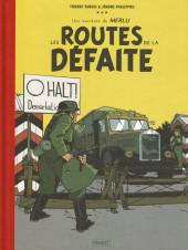 Le merlu -1TL- Les Routes de la défaite